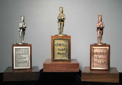 OMSS trophies