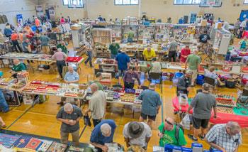 Vendor area